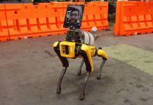 Dr Spot von Boston Dynamics