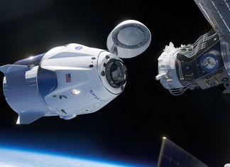 SpaceX Passagierflug