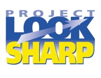 Project Look Sharp logo