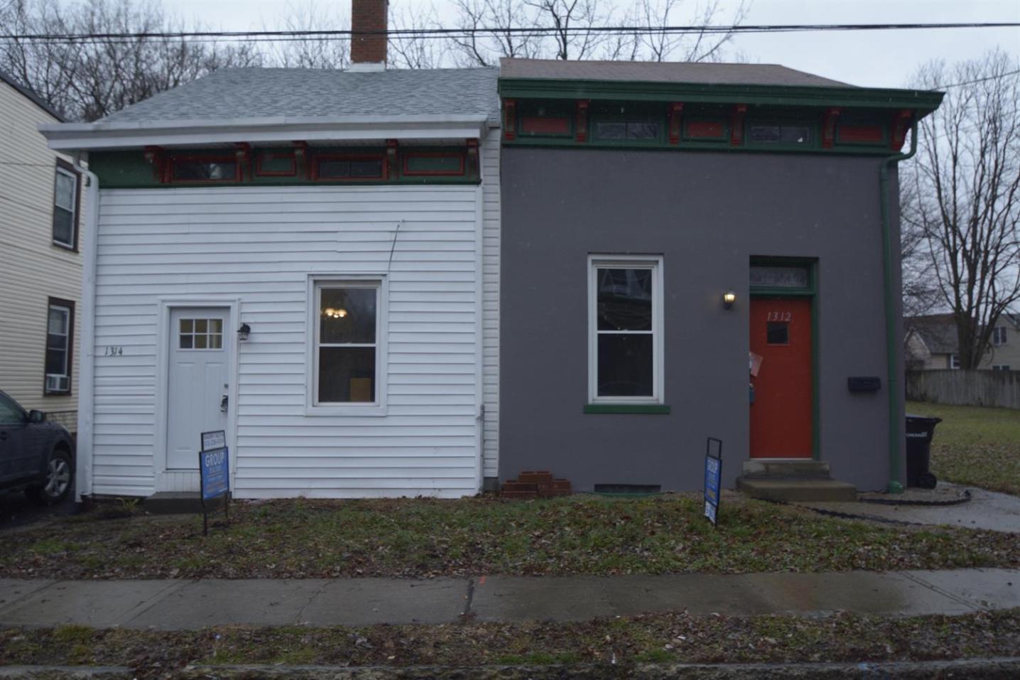 Property for sale at 1314 Boyd Street, Cincinnati,  Ohio 45223