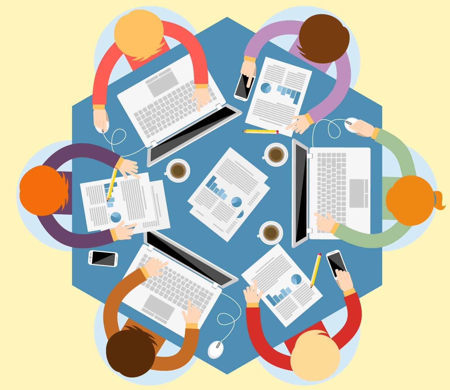 Initier Les Managers Au Travail Collaboratif Avec Les