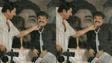 Photo of 'അങ്ങോട്ട് ചിരിക്കെന്നെ…'; മോഹൻലാലിന്റെ ചിത്രം എടുക്കുന്നതിനു മുൻപ് പോസ് ശരിയാക്കി മമ്മൂക്ക; വൈറൽ ആയി താരങ്ങളുടെ ചിത്രം