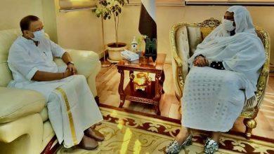 Photo of കേന്ദ്ര വിദേശകാര്യ സഹമന്ത്രി വി മുരളീധരന് സുഡാനിൽ; ഉഭയകക്ഷി ബന്ധം കൂടുതൽ ശക്തമാക്കുമെന്നും ജനാധിപത്യ സ്ഥാപനത്തിനുള്ള സുഡാൻ്റെ നീക്കങ്ങൾക്ക് പിന്തുണ നൽകുമെന്നും വി മുരളീധരന്