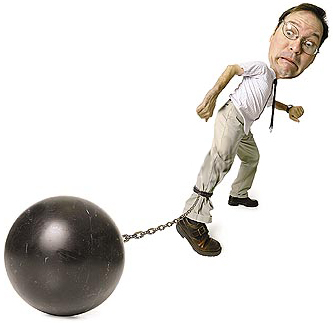 Image result for ball and chain