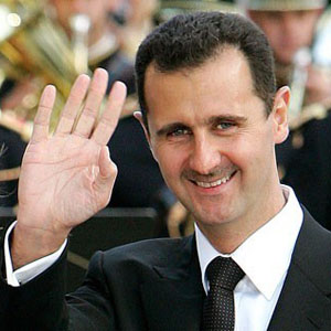 Image result for bashar al assad