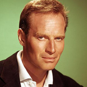 Charlton Heston : News, Pictures, Videos and More - Mediamass