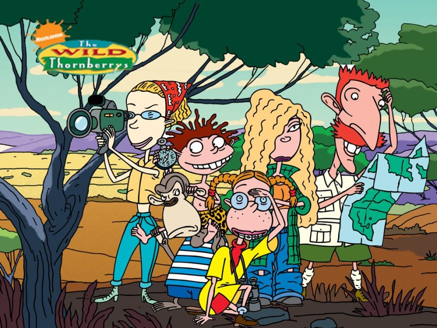 The Wild Thornberrys / Nickelodeon