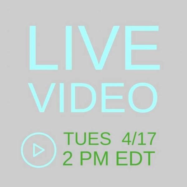 Live Video Graphic