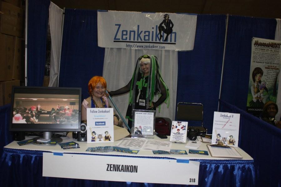 Zenkaikon Cosplay / meahtsingan