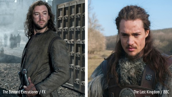 The Bastard Executioner and The Last Kingdom Reviews