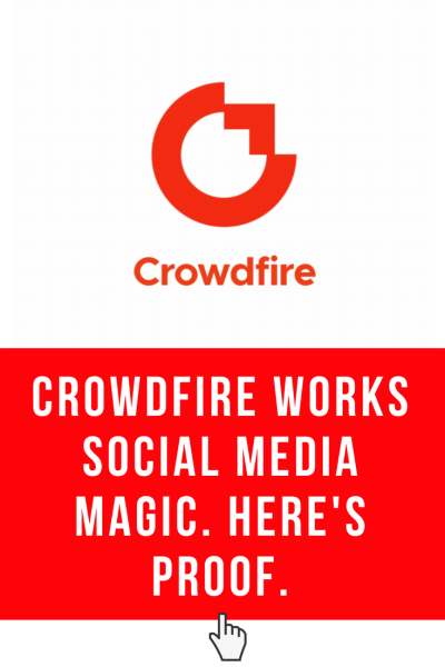 Crowdfire Works Social Media Magic