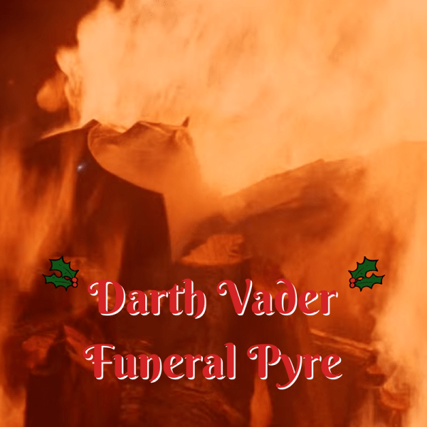 Darth Vader Funeral Pyre