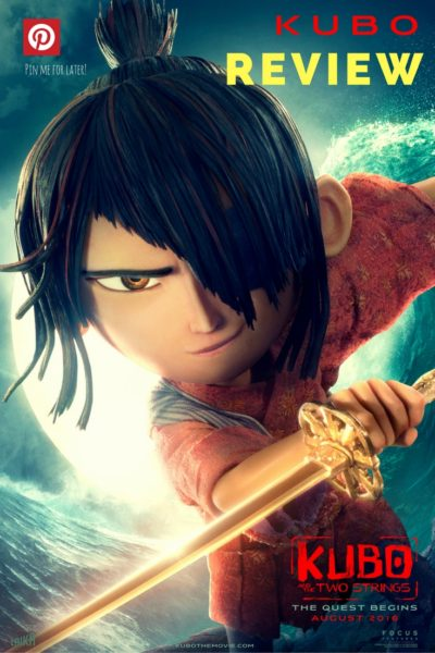 Kubo and the Two Strings is boldy artistic and powerful. Read our review.