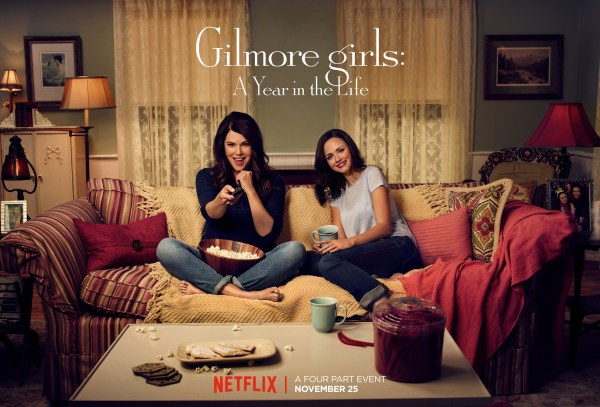 Gilmore Girls Movie Night