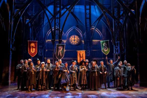 Cast of Harry Potter and the Cursed Child; Photo by Manuel Harlan