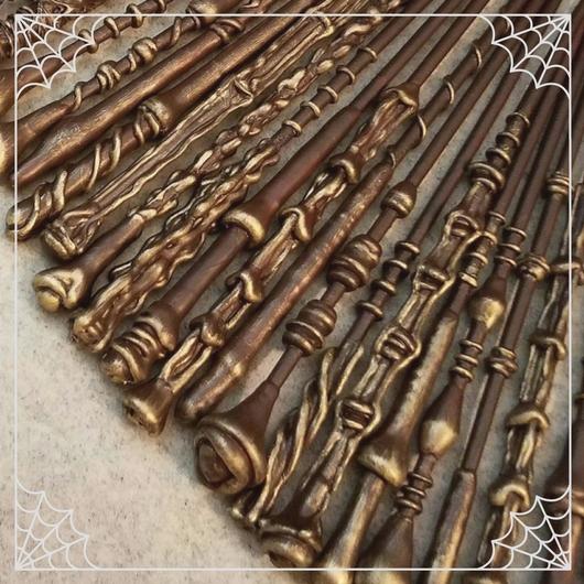 Handmade Magic Wands