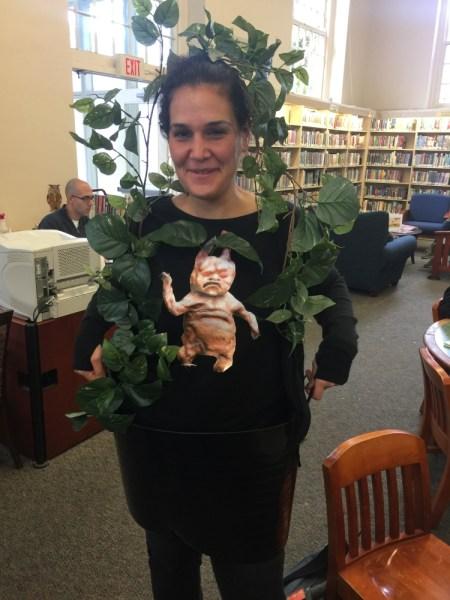Mandrake Costume