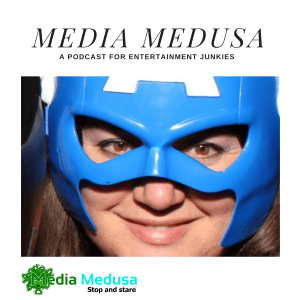 Listen to the Media Medusa Podcast