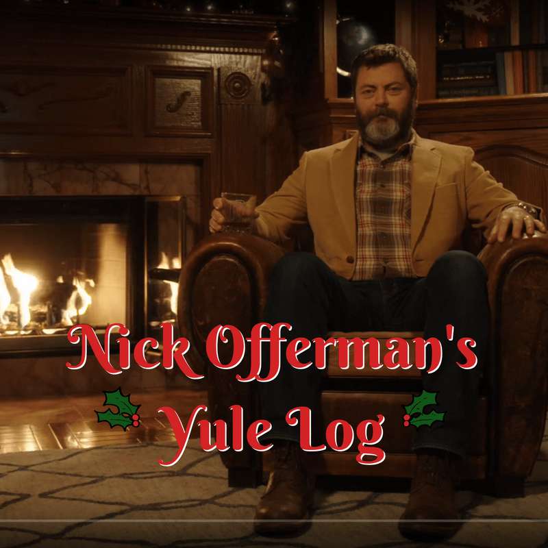 Where to Find Christmas Yule Log on TV and YouTube - MediaMedusa.com