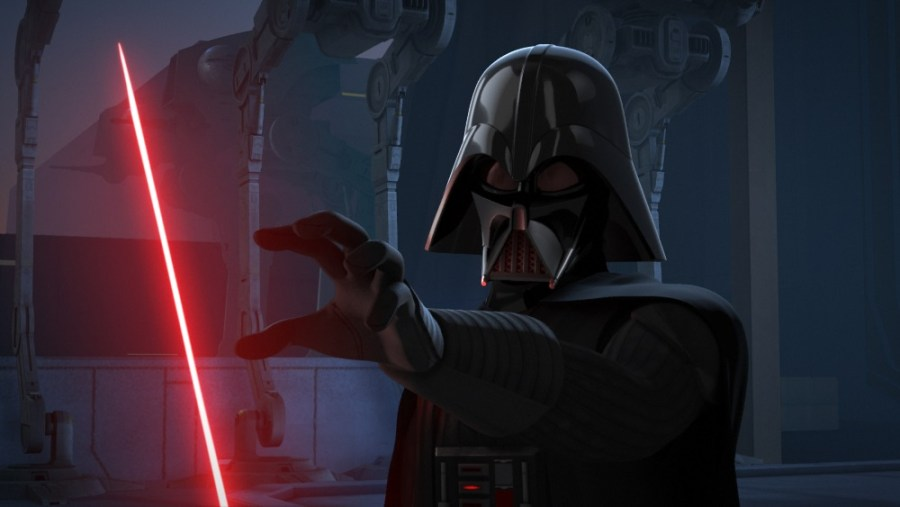 Darth Vader in 'Star Wars Rebels' Season 2