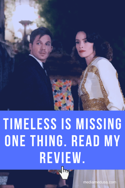Timeless TV Review
