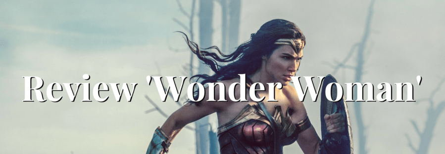 Wonder Woman Review Header