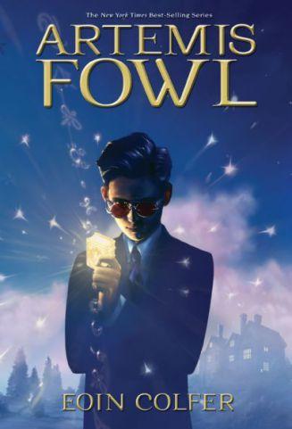 Artemis fowl audio book narrator jobs