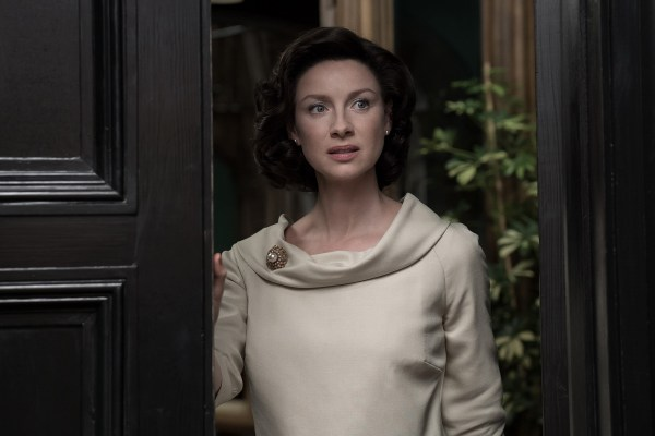 Claire Randall on Outlander