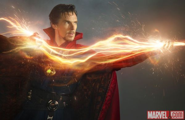 Doctor Strange Teaser Photo