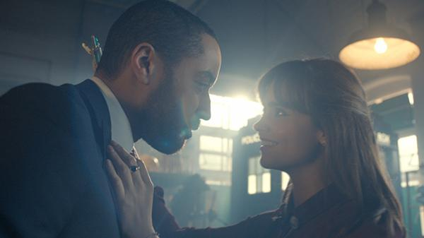 "Doctor Who ""The Caretaker"" / BBC"