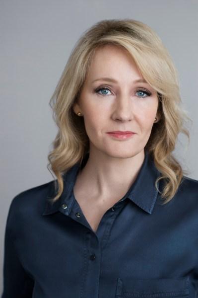 J.K. Rowling Portrait
