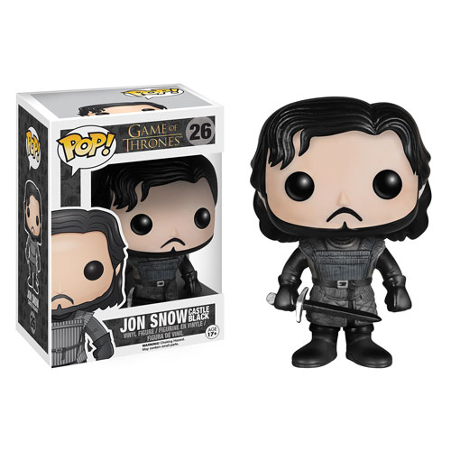 Jon Snow Pop! Vinyl from Entertainment Earth