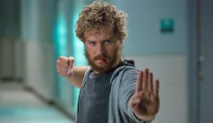Netflix Finn Jones Iron Fist