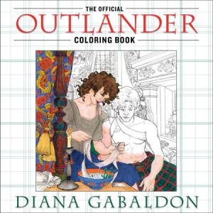 Outlander Coloring Book