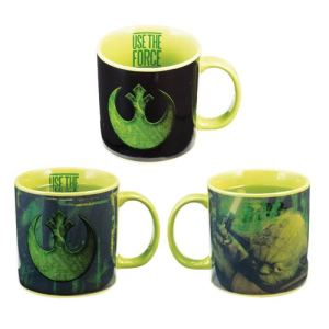 Star Wars Rebel Heat Changing Mug