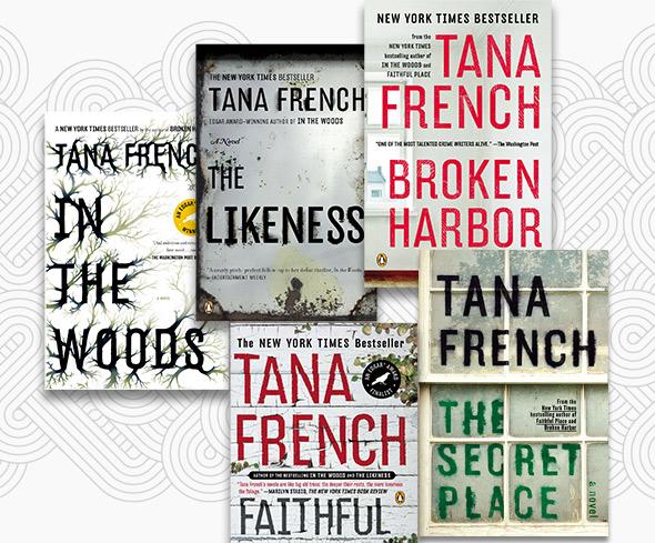 Tana French Books