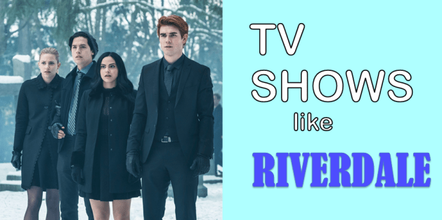 TV shows like Riverdale? Watch my video!