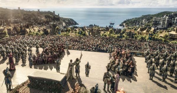 'Warcraft' Scene