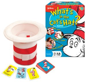 Dr. Seuss What's in the Cat's Hat? Game