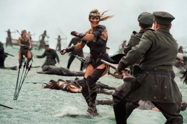 Robin Wright as Antiope