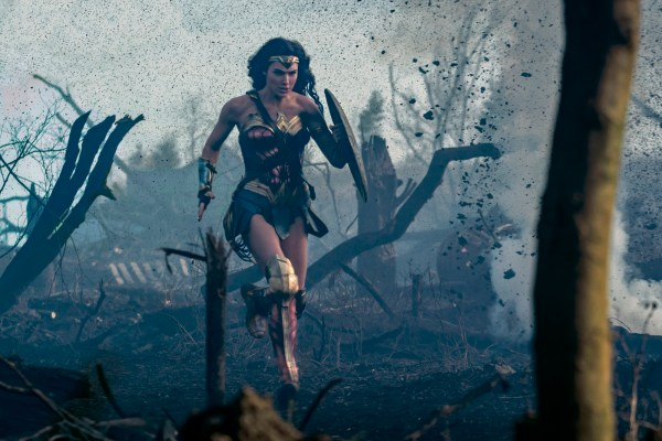 Wonder Woman WWI