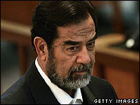saddam hussein executed in Iraq
