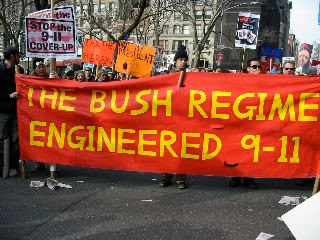9/11 myth is explicit basis of all the wars
