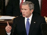 bush says US is a 'nation of prayer'