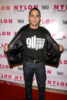 Daniel Sunjata Proudly Wears Infowars 9/11 Inside Job T-Shirt at Award Ceremony