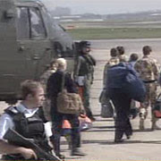 home after their ordeal - the sailors land back in britain