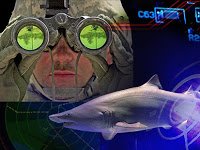 pentagon funds gay bombs & armed sharks