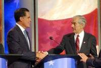 ron paul & the republican debate