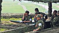 china & russia begin massive 'anti-terror military drill'