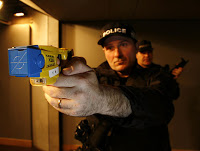 uk police can use tasers on kids